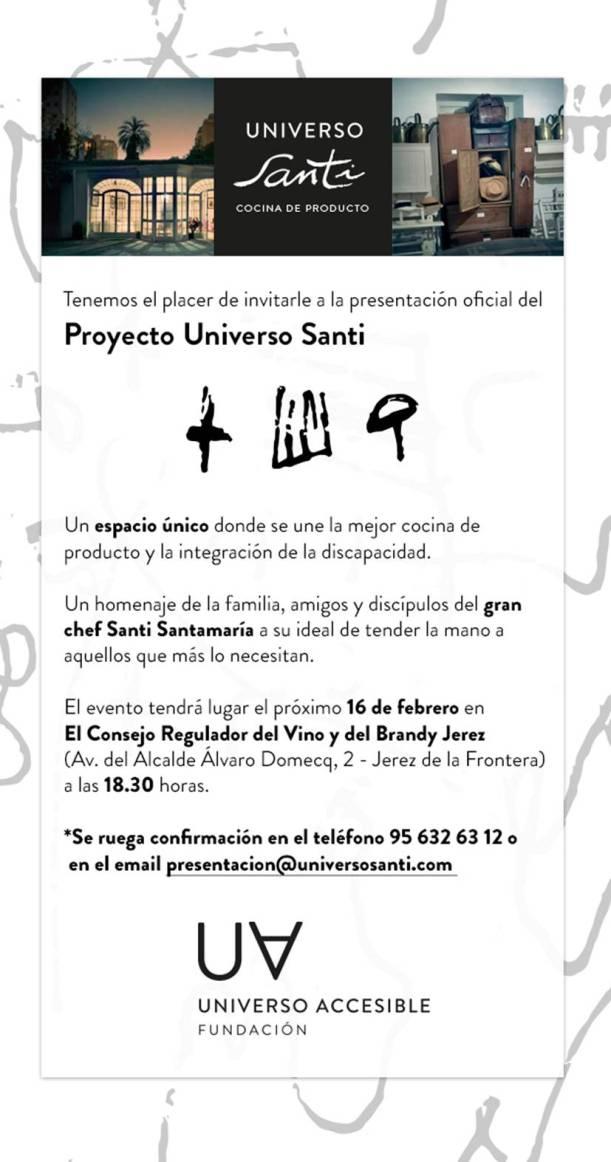 universo santi presentacion